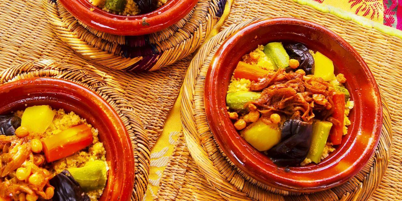 Comida típica de Marruecos | 10 Platos Imprescindibles