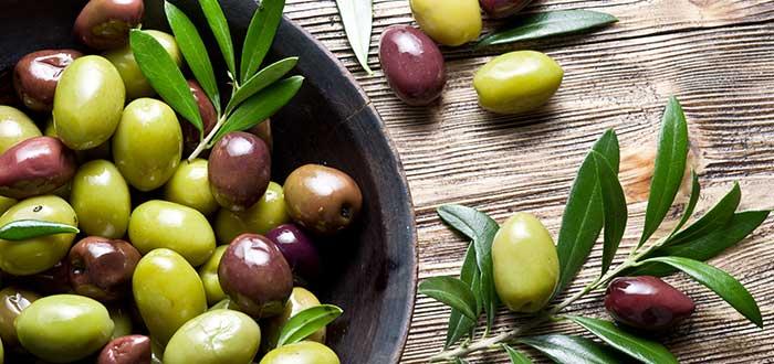 Comida típica de Marruecos | Aceitunas