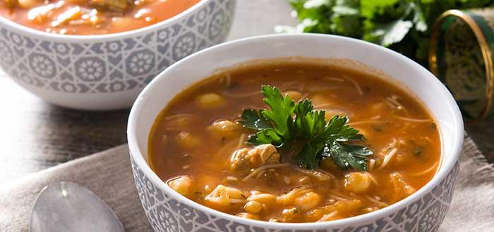 Comida típica de Marruecos | Harira