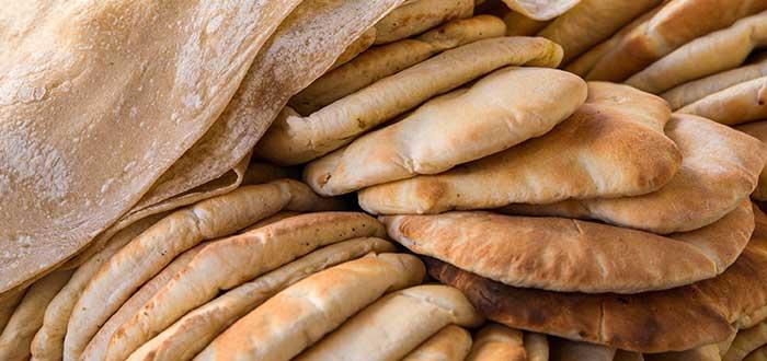 Comida típica de Marruecos | Pan Khubz