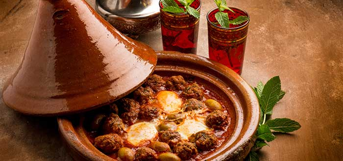 Comida típica de Marruecos | Tajín