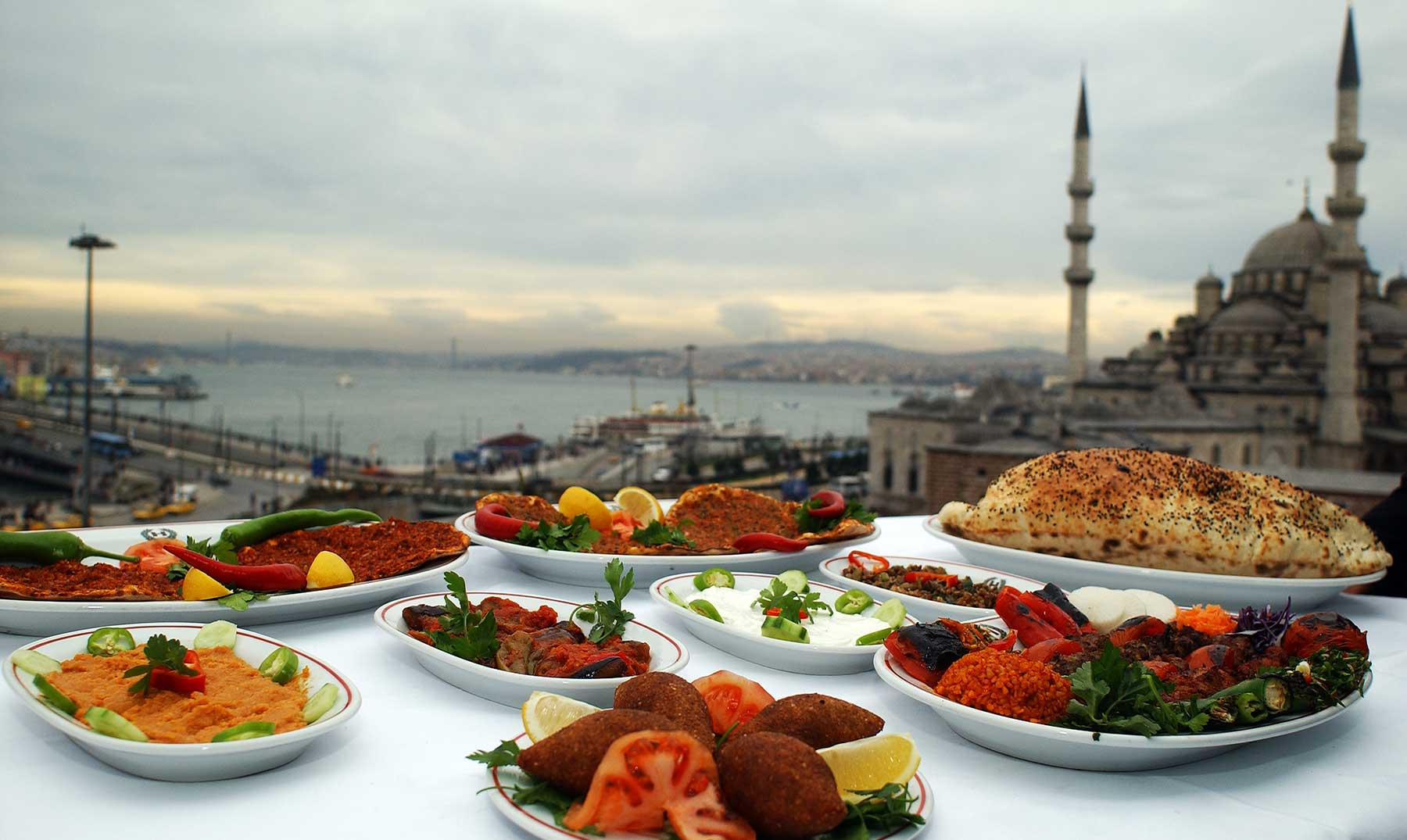 Comida típica de Turquía | 10 Platos Imprescindibles