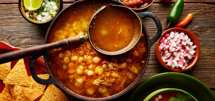 Comida típica mexicana | Pozole