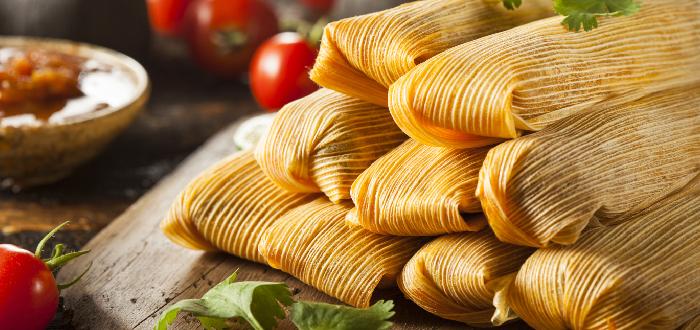 Comida típica mexicana | Tamales