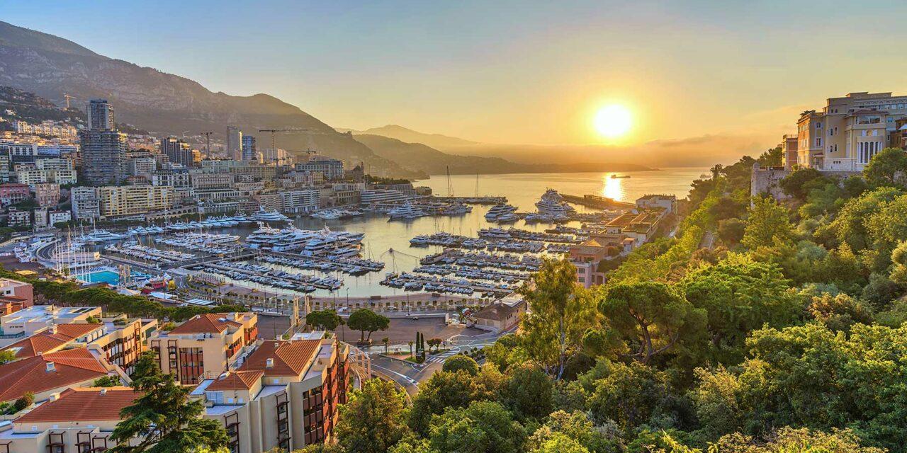 La ruta por Mónaco que hará que te enamores ¡No te la pierdas!