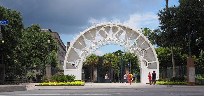 Qué ver en Nueva Orleans, Louis Armstrong Park