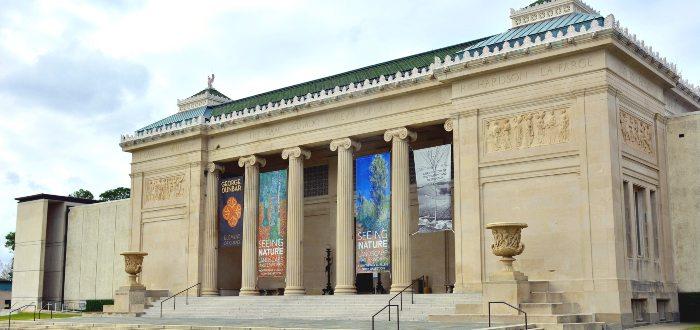 Qué ver en Nueva Orleans, New Orleans Museum of Art