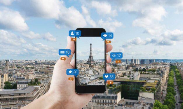 Precauciones a la hora de compartir tus viajes en Redes Sociales
