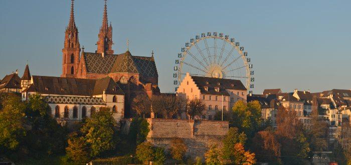 Qué ver en Basilea Catedral de Basilea