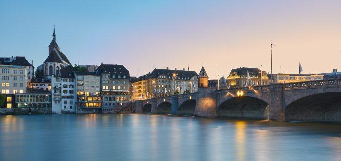 Qué ver en Basilea Middle Bridge