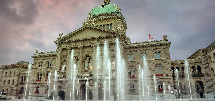 Qué ver en Berna | palacio federal