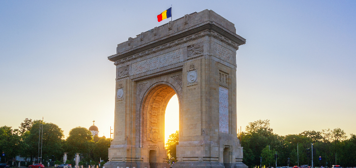 Qué ver en Bucarest | Arcul de Triumf