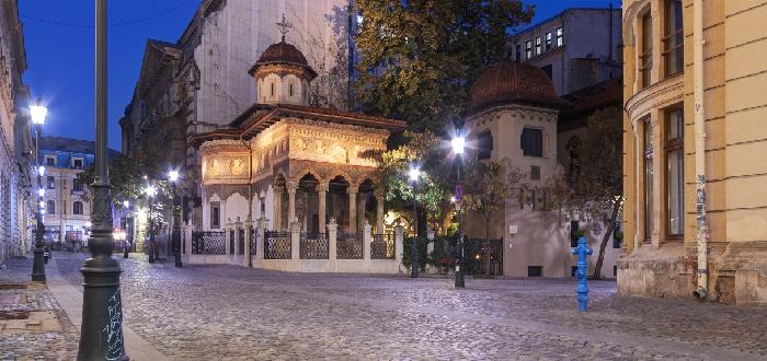 Monasterio Stavropoleos