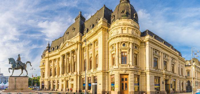 Museo Nacional de Arte de Rumanía
