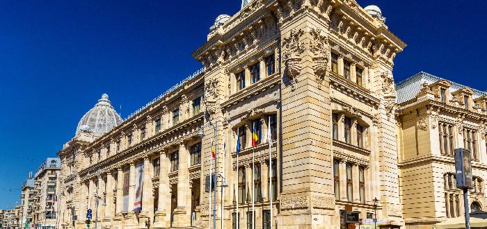 Qué ver en Bucarest | Museo de Historia Nacional de Rumanía