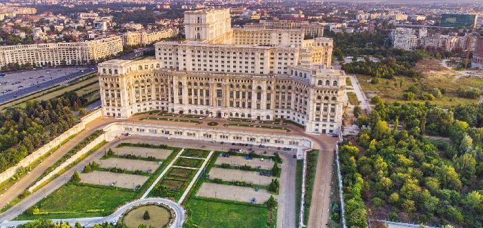 Qué ver en Bucarest | Palacio del Parlamento