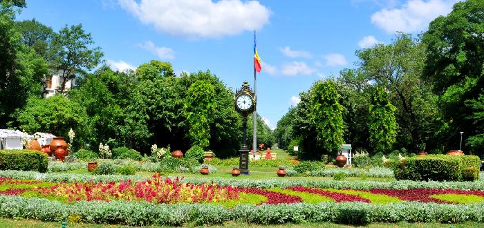 Qué ver en Bucarest | Parque Cişmigiu