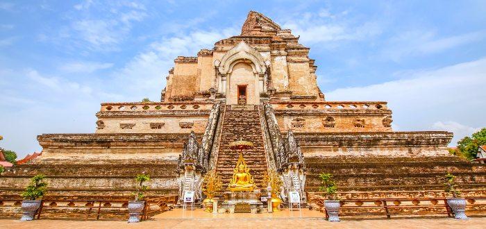 Qué ver en Chiang Mai Wat Chedi Luang