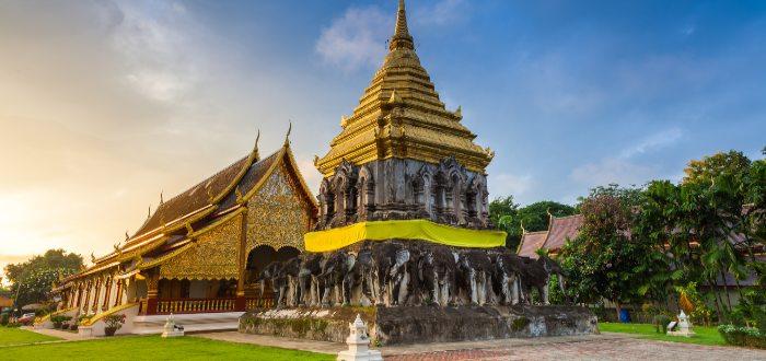 Qué ver en Chiang Mai Wat Chiang Man
