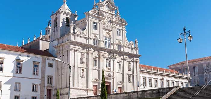 Qué ver en Coímbra | Catedral Vieja de Coímbra