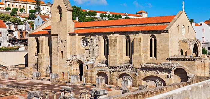 Qué ver en Coímbra | Monasterio de Santa Clara-a-Velha