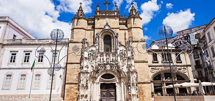 Qué ver en Coímbra | Monasterio de Santa Cruz