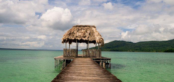 Qué ver en Guatemala, Lago Petén Itzá