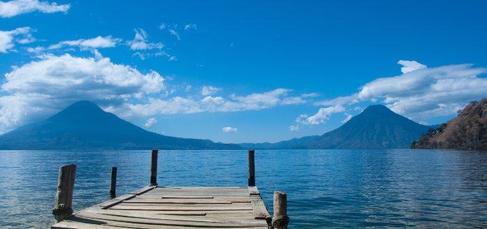 Qué ver en Guatemala, Lago de Atitlán