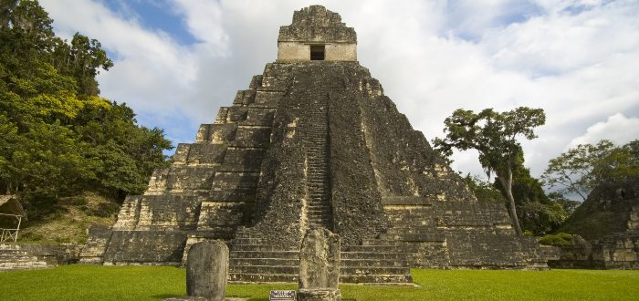 Qué ver en Guatemala, Templo del Gran Jaguar