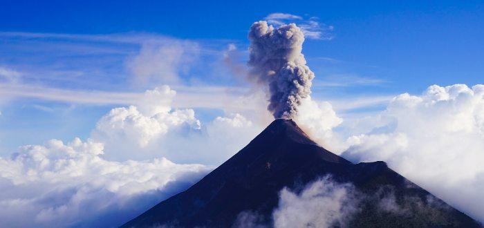 Qué ver en Guatemala, Volcán de Acatenango