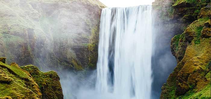 Qué ver en Islandia | Skógafoss