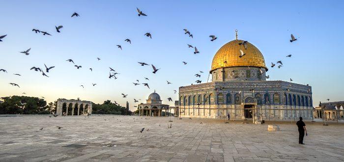 Qué ver en Jerusalén, Cúpula de la roca