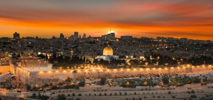 Qué ver en Jerusalén, Ciudad vieja de Jerusalén