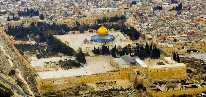 Qué ver en Jerusalén, Mezquita de Al-Aqsa