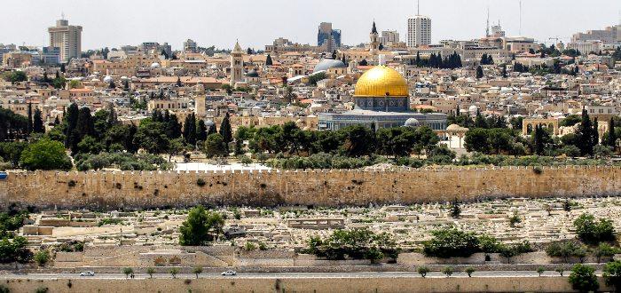 Qué ver en Jerusalén, Monte del templo