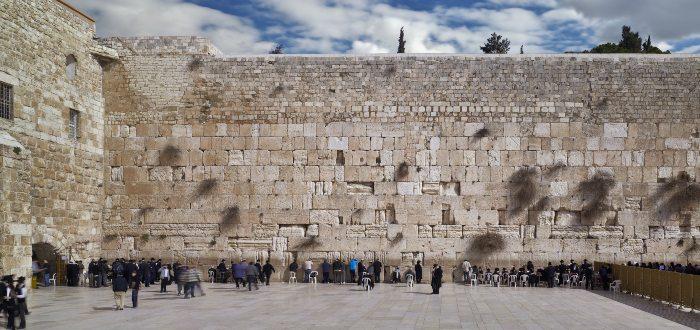 Qué ver en Jerusalén, Muro de las lamentaciones