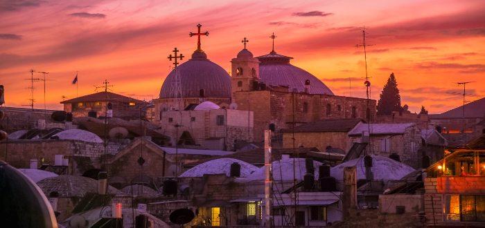 Qué ver en Jerusalén, Santo Sepulcro
