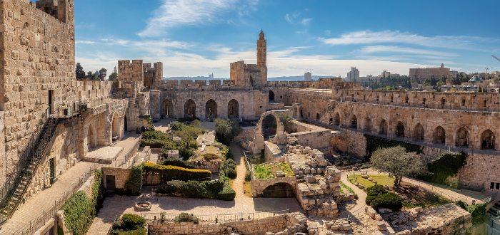 Qué ver en Jerusalén, Torre de David
