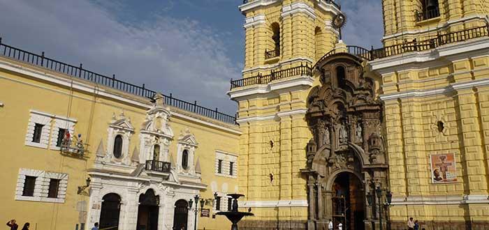 Qué ver en Lima | Basílica y Convento de San Francisco de Lima