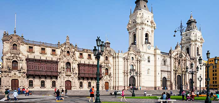 Qué ver en Lima | Catedral de Lima