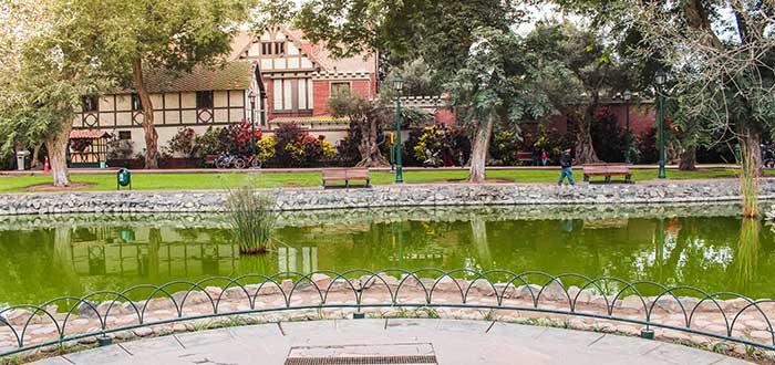 Qué ver en Lima | Parque El Olivar de San Isidro