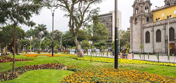 Qué ver en Lima | Parque John F. Kennedy