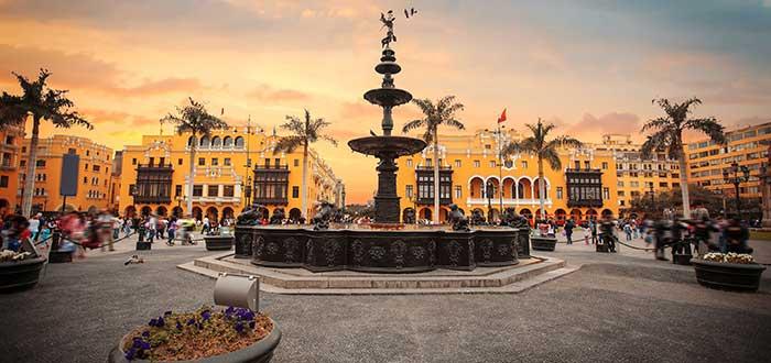 Qué ver en Lima | Plaza de Armas de Lima