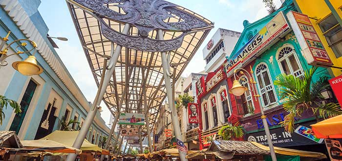 Qué ver en Malasia   Mercado Central de Kuala Lumpur