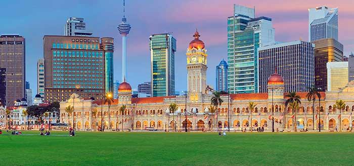 Qué ver en Malasia   Plaza Merdeka