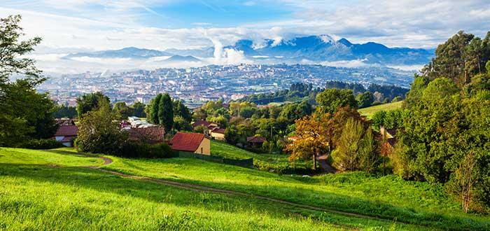 Qué ver en Oviedo | Monte Naranco