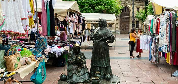 Qué ver en Oviedo | Plaza del Fontán