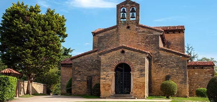 Qué ver en Oviedo | San Julián de los Prados