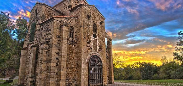 Qué ver en Oviedo | San Miguel de Lillo