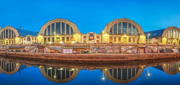 Qué ver en Riga | Mercado Central de Riga